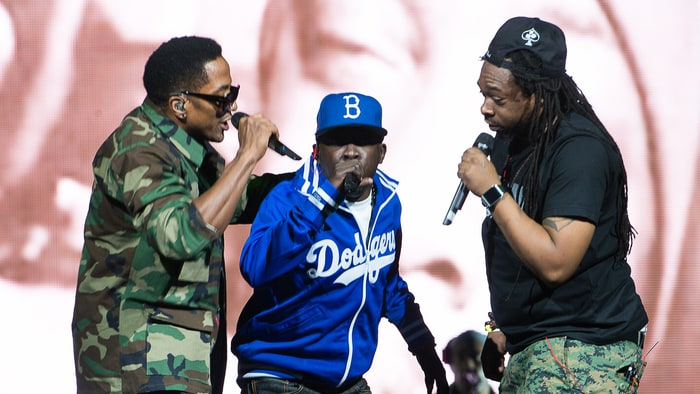 L.A. Reid Reveals New A Tribe Called Quest LP Coming 'Very Soon' news