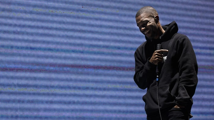 Frank Ocean Reflects on Creating 'Blonde' in Tumblr Posts news