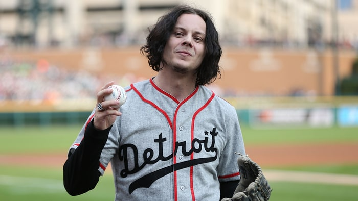 Ian Kinsler on Going to Bat With Jack White: 'It's Been Pretty Random' news