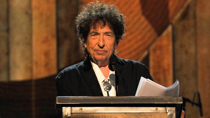 Bob Dylan cribbed Moby-Dick notes for Nobel prize lecture