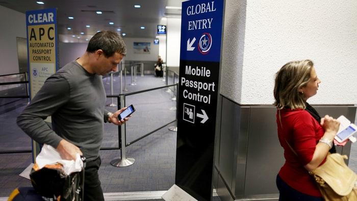 New Passport App That Lets You Skip The Customs Line - Men ...