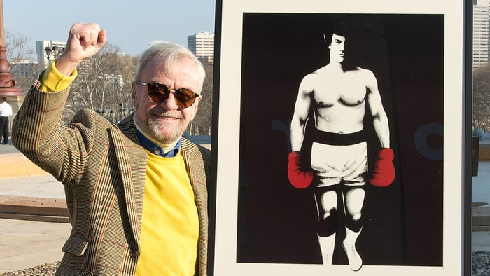 John G Avildsen, Oscar-winning director of 'Rocky', dies at 81