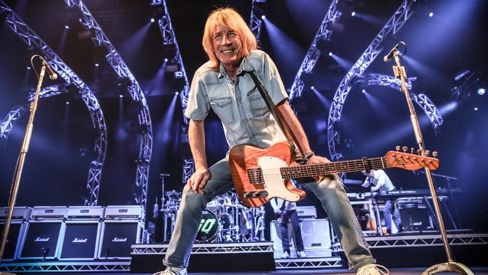 Rick Parfitt Dead: Status Quo Guitarist Dies at 68