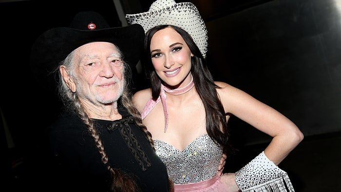 Kacey Musgraves Taps Willie Nelson for Christmas Album - Rolling Stone
