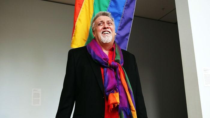 Gilbert Baker Rainbow Flag Creator Dead At 65 Rolling