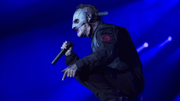 Slipknot's Corey Taylor Talks Combating Racism in Metal news