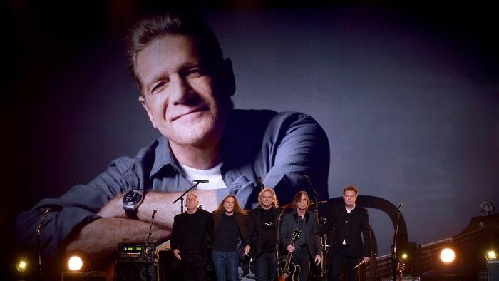 The Eagles to tour despite Glenn Frey's death