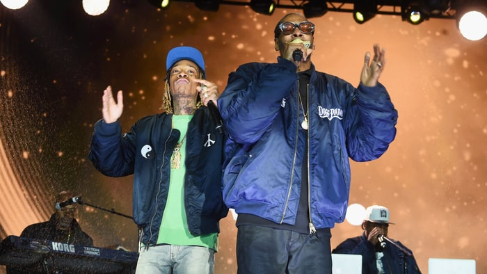 Railing Collapse at Snoop Dogg, Wiz Khalifa Concert Injures 42 news