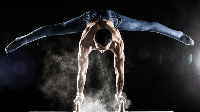 Gymnast Fit An Olympic Coach S Workout Men S Journal