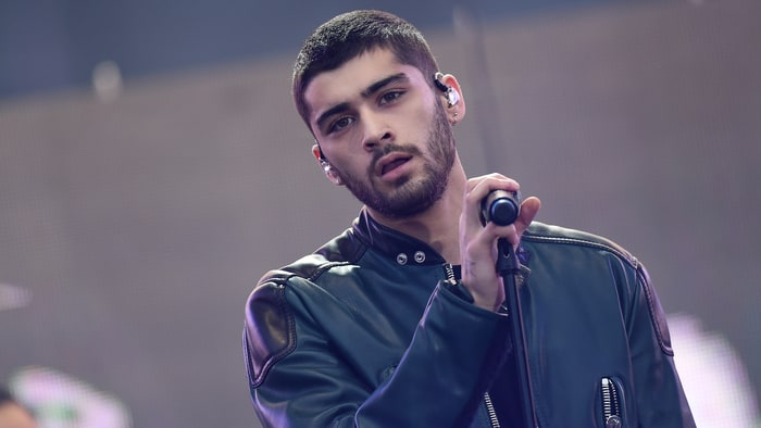 Congrats! #Zayn just earned his first No. 1 album on the Billboard 200 with #min... instagram