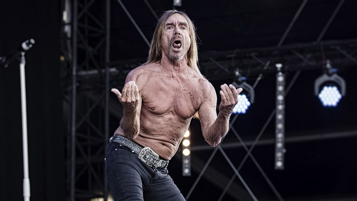Iggy Pop Blasts Music Industry: 'Why Don't I Just Die Now?' news