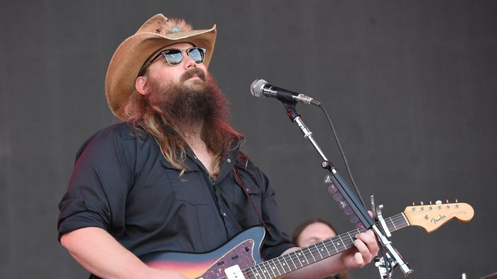 Chris Stapleton To Perform At Charlie Daniels Volunteer