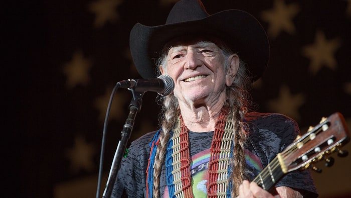 Willie Nelson Fourth of July Picnic Lineup Announced