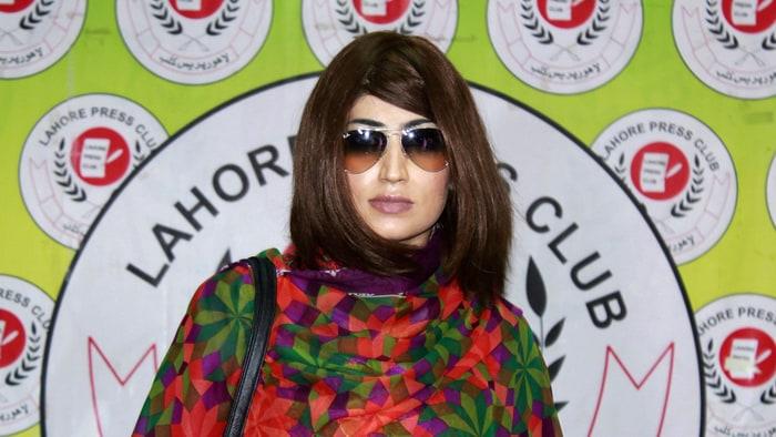 'Pakistan's Kim Kardashian' Murdered By Brother in 'Honor Killing'