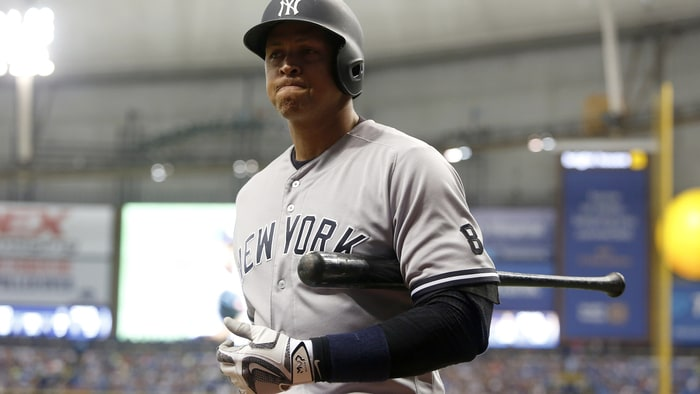Alex Rodriguez Released By New York Yankees