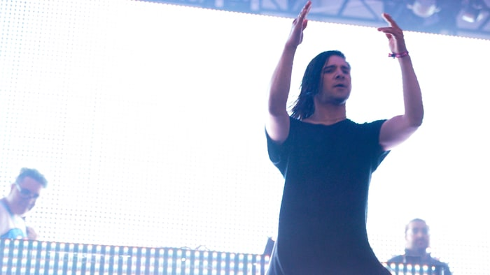 Skrillex Reunited With His Old Band And They've Dropped A New Song