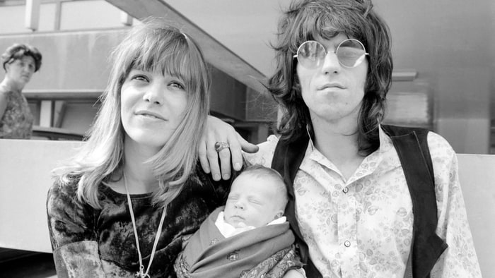 Anita Pallenberg, Keith Richards' Ex-Partner, Dead At 75