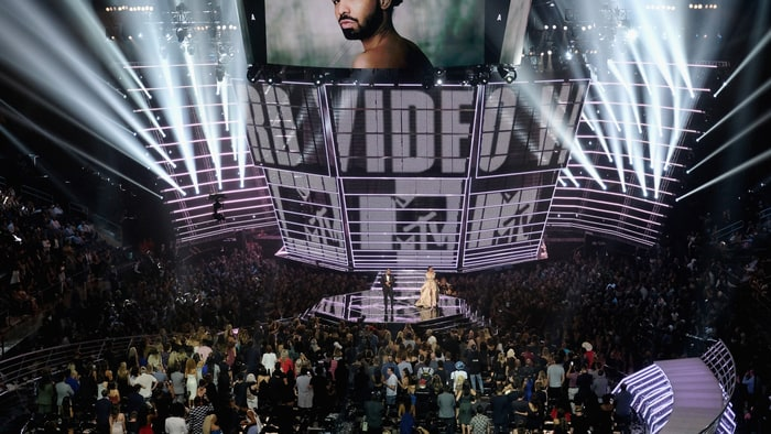 MTV's VMAs Endure Significant Ratings Drop news