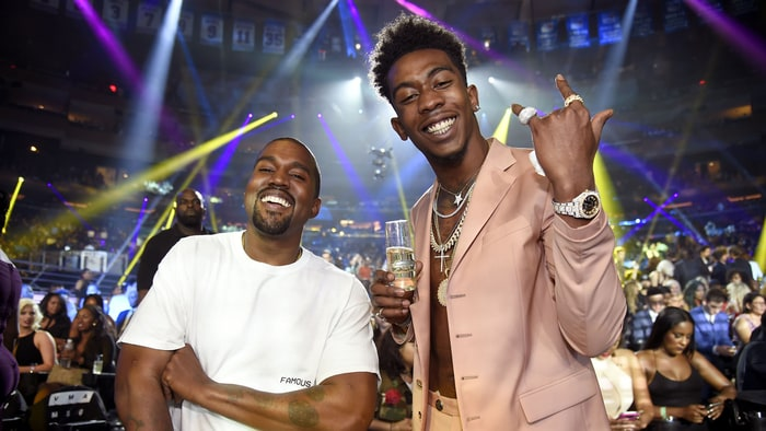 "Kanye West Hops on Desiigner's ""Timmy Turner"" Remix news"