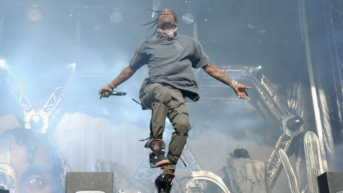 On the Charts: Travis Scott Earns First Number One With 'Birds' news