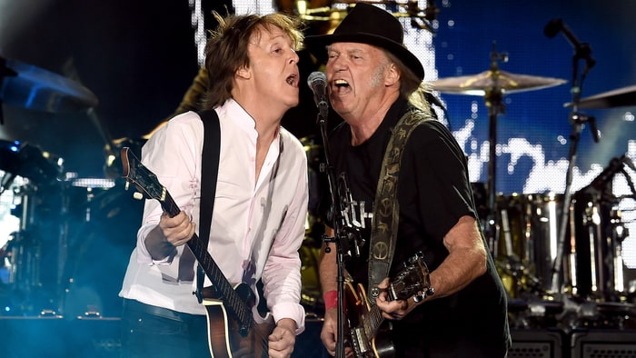 Rolling Stones, Bob Dylan, Paul McCartney, The Who: No Desert Trip 2017