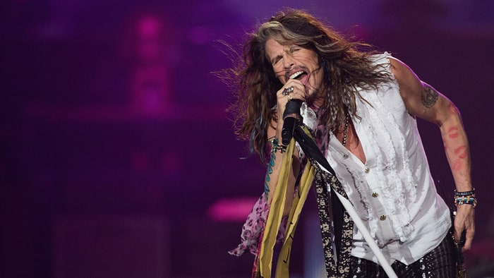 Aerosmith's Steven Tyler gives health update