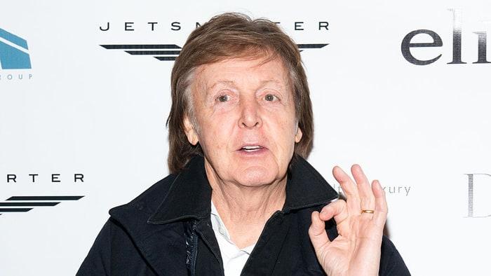 Paul McCartney Receives Companion of Honor Award from Queen Elizabeth II