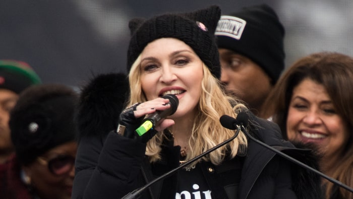 Women's March: Newt Gingrich Says Madonna Should Be Arrested