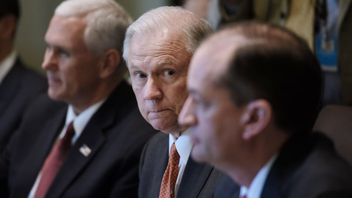 Highlights from testimony of Attorney General Jeff Sessions