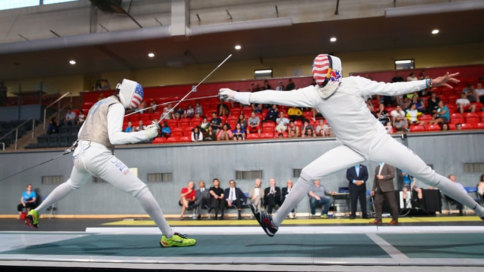 Senior Pan American Fencing Championships         Credit Devin Manky  Getty Images