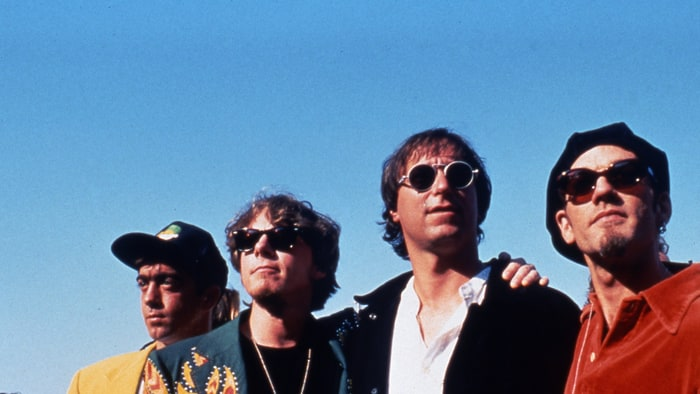 Hear R.E.M.'s Rare, Acoustic 'Radio Song' Demo news