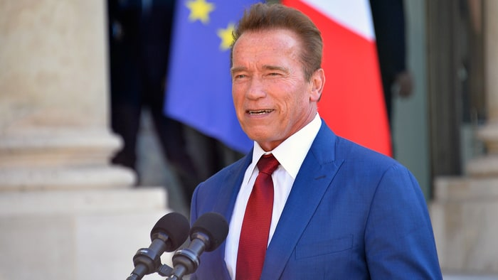 Schwarzenegger: There Are Not Two Sides to Hatred