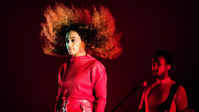 Solange leaves Twitter with anti-racism parting shot