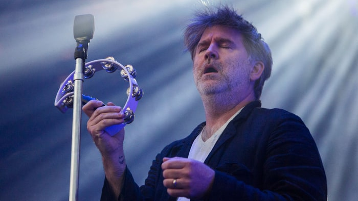 LCD Soundsystem score first No 1 album with American Dream
