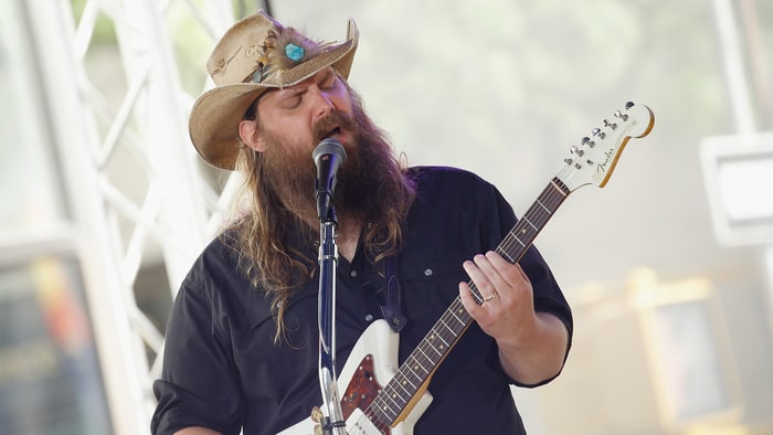 Chris Stapleton Added to Kenny Rogers Tribute Concert - Rolling Stone