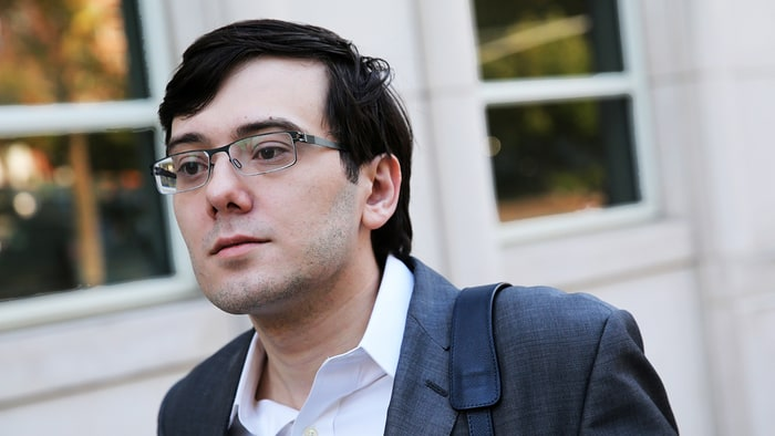 Shkreli's Wu-Tang Album Could Be Seized by US Prosecutors