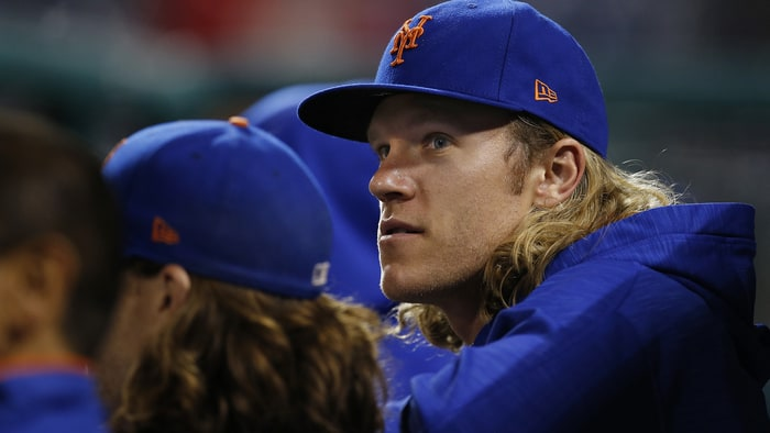 Mets' Noah Syndergaard Trolls Donald Trump Over 'Person Of The Year' Claim