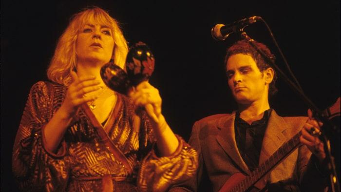 Fleetwood Mac's Lindsey Buckingham and Christine McVie Making Duets Album