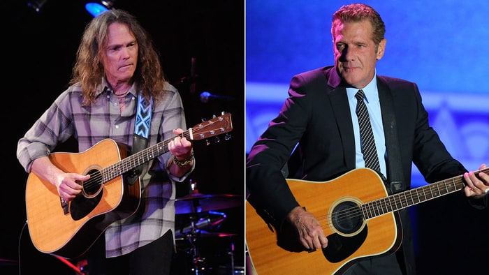 Eagles Members, Jackson Browne Lead Stirring Grammy Tribute to Glenn Frey news