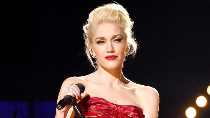 Gwen Stefani performs at the 57th Annual Grammy Awards. Credit: Larry ... Gwen Stefani