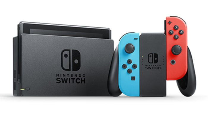 Switch update steps closer to console parity