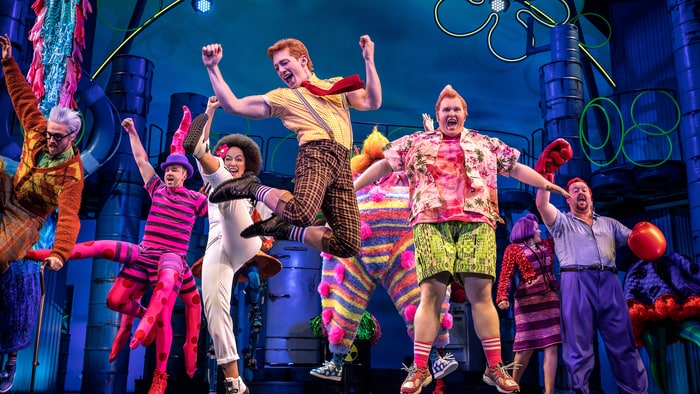 Inside 'SpongeBob' Musical's Rock Soundtrack: Bowie and ...