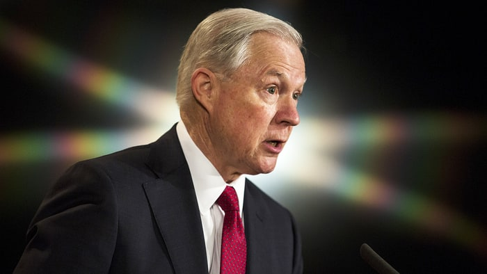Jeff Sessions Is a Glutton for Punishment