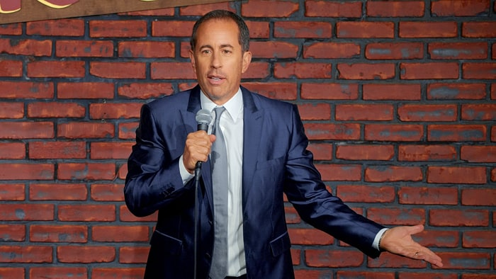 Jerry Seinfeld dusts off his very first joke for upcoming Netflix special