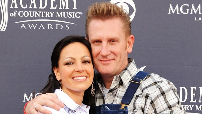 Joey + Rory Share Beautiful Valentine's Day Plans