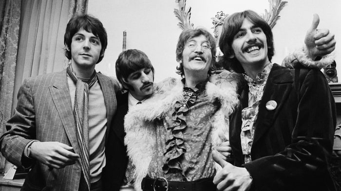 Beatles' 'Love Me Do' Drum Kit to Be Sold At Auction news