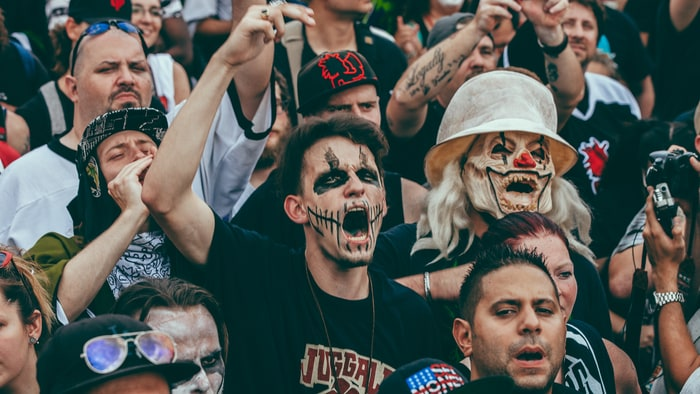 March Of The Juggalos Inside The Faygo Soaked D C