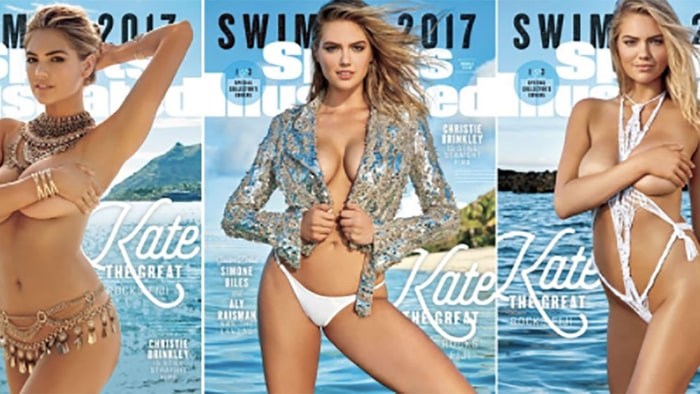 Snickers Is Back Again To Parody 'SI Swimsuit' Issue