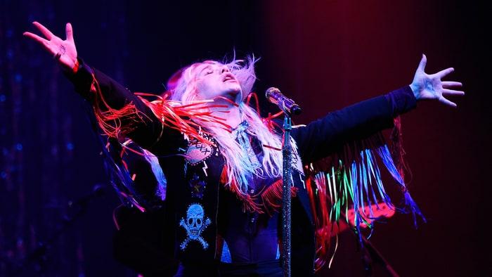 Kesha Rainbow Tour  September