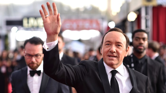 Kevin Spacey has been dropped by his agency and publicist in wake of sexual assault allegations.         Credit Dimitrios Kambouris  Getty